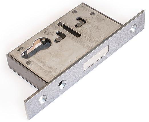 Cerradura de marco tubular KFV 30 Pz 45 mm muñecas épineux F ...