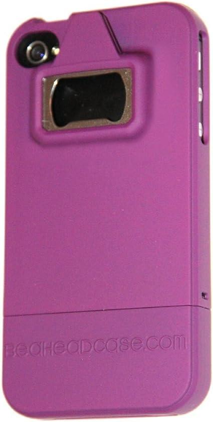 Headcase Décapsuleur Coque de protection pour iPhone 4/4S – Violet