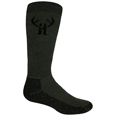 .com : 2 Pack Huntworth Men's Huntsman Sock : Clothing