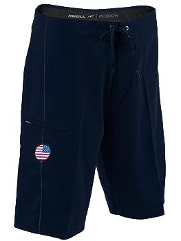 O'Neill GI Jack Patriotic Hyperfreak Board Shorts
