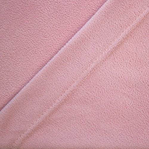 Cozy Fleece Microfleece Sheet Set Queen Rose