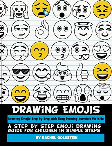 Drawing Emojis Step By Step With Easy Drawing Tutorials For