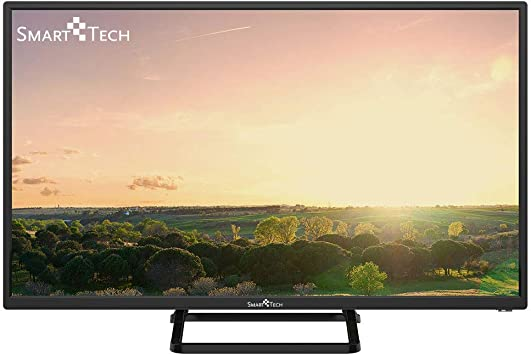 Smart-Tech SMT32P18SA10 Smart Televisor HD de 32 Pulgadas con ...