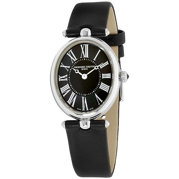 Frederique Constant Classics Art Deco Reloj de Mujer Cuarzo FC-200MPB2V6: Amazon.es: Relojes