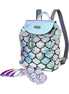Justice Mermaid Mini Small Rucksack Backpack