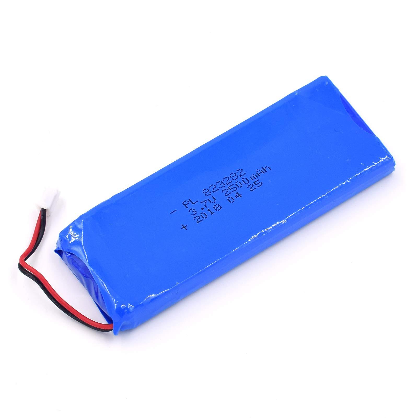 Bateria LIPO 3.7V 500mah RC YDL