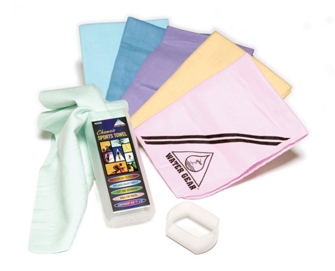 Water Gear 65350 Sports Towel, Aqua