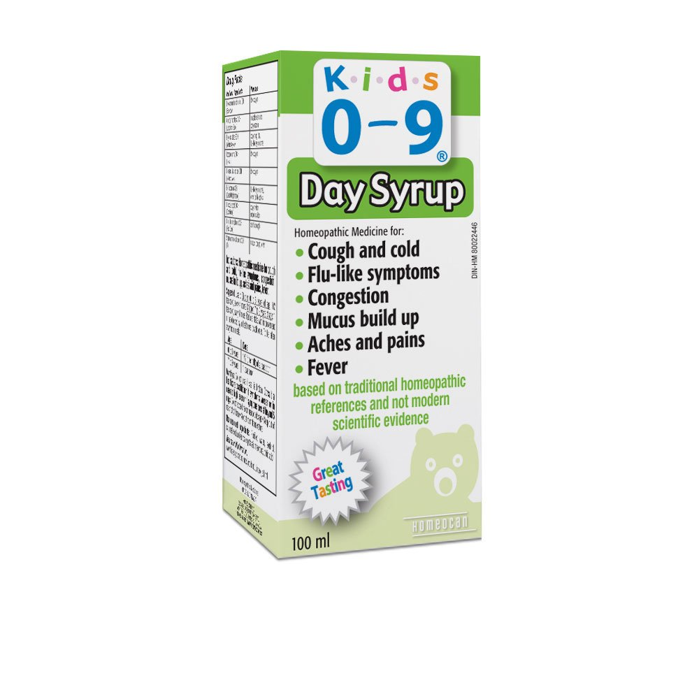 Day Syrup 100 ml | kids 0-9