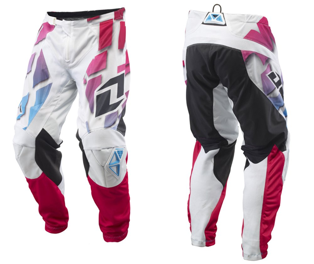 ONE(ワン) ATOM VENTED PANT ロングパンツ 3637000402028 SHRED WHITE/MULTI 28インチ   B00SOOULE4