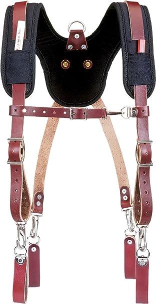 Occidental Leather 5055 - Arnés de suspensión de gran resistencia ...