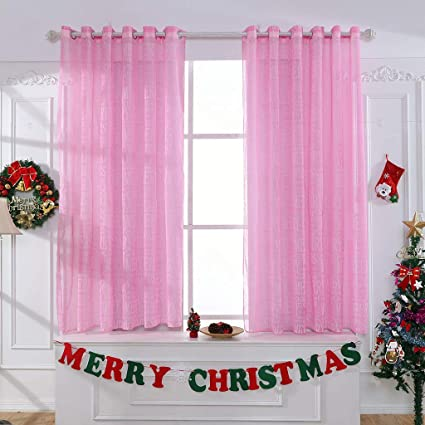 2 Pc Vintage Window Curtain Rope Tassel SPinge Tiebacks Tie Backs Home Deco IJ