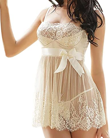 WOMENS//GIRLS CHEMISE-NIGHTIE WHITE SIZE 16