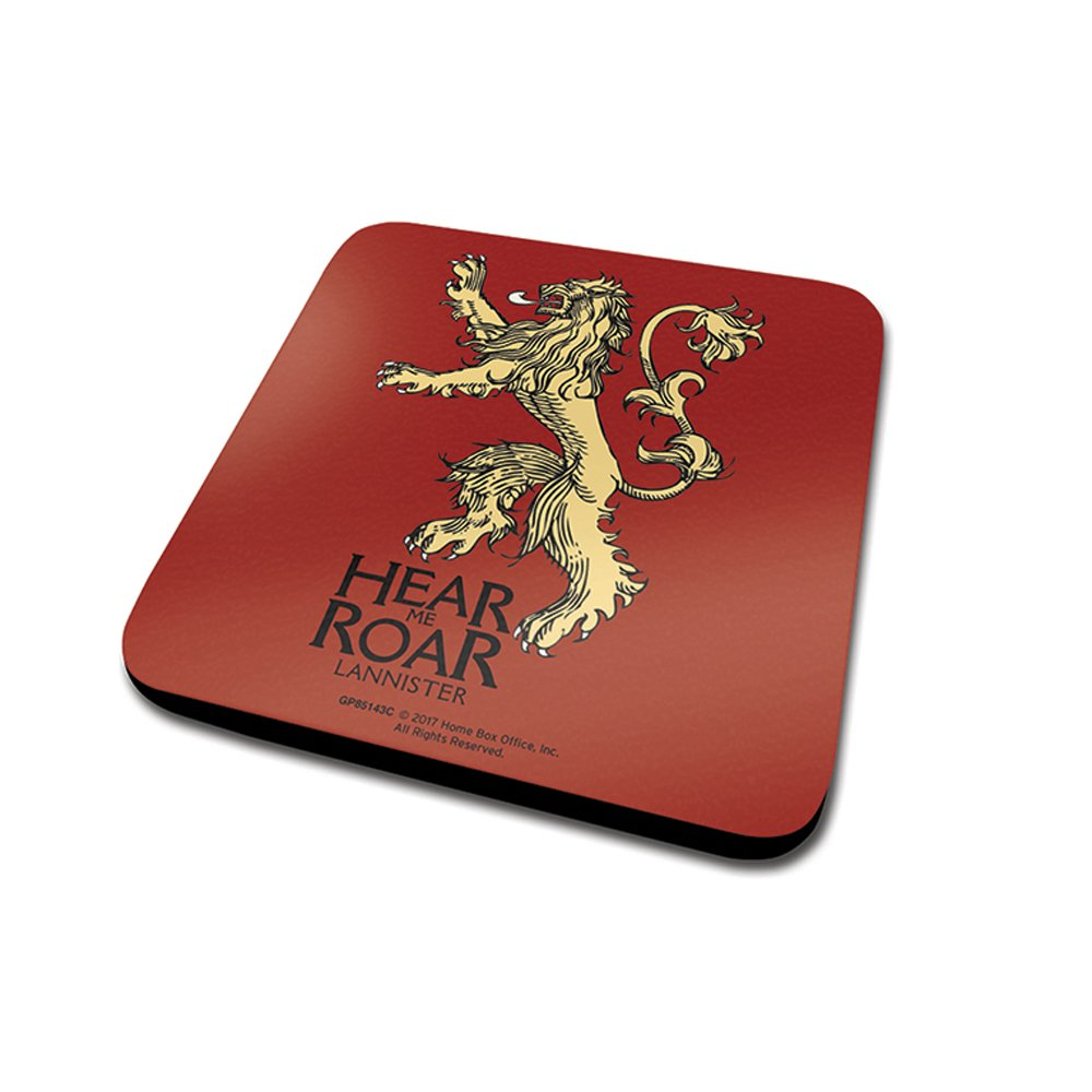 Amazon.com: Oficial de Juego de Tronos Lannister Taza ...