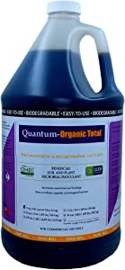 Quantum Growth Organic Total Plant and Soil Microbes Beneficial Bacteria Probiotics
