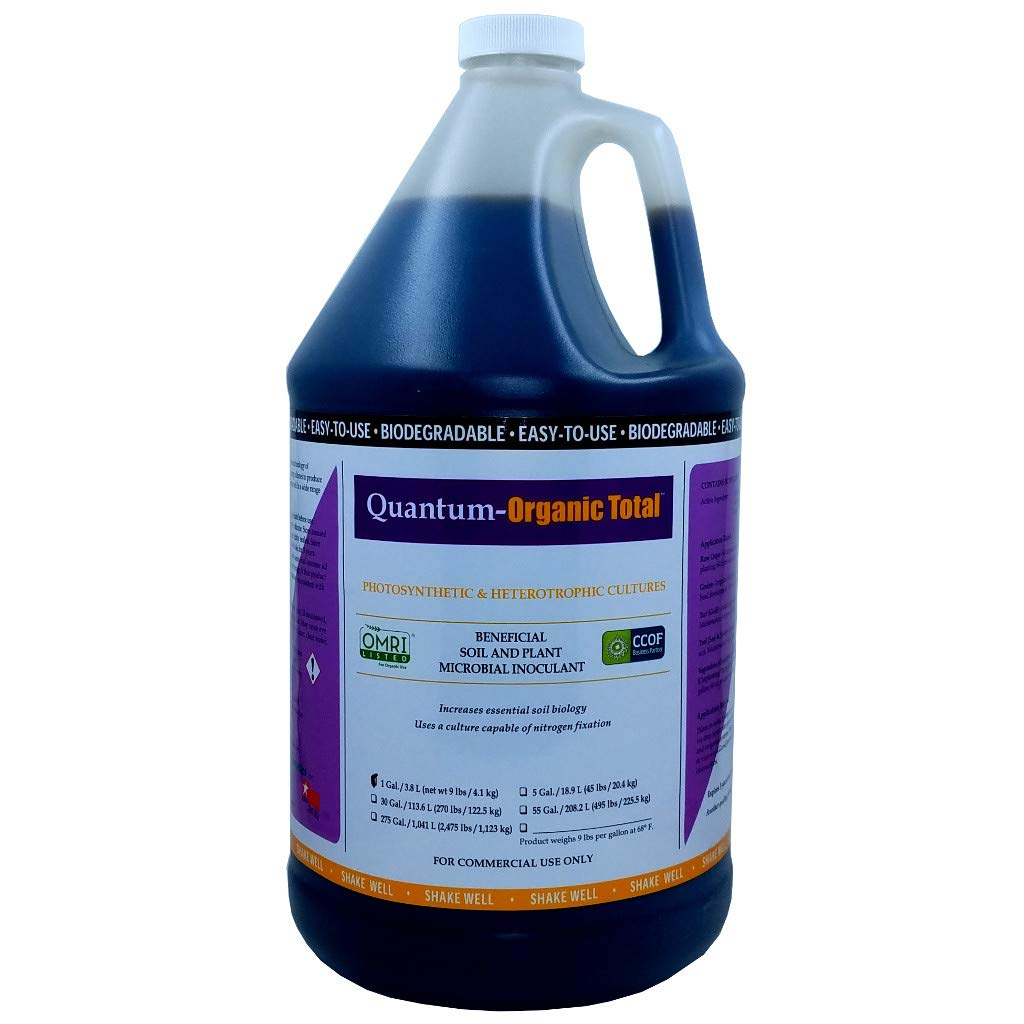 Quantum Growth Quantum Organic Total OMRI & CCOF (1 Gallon Organic)