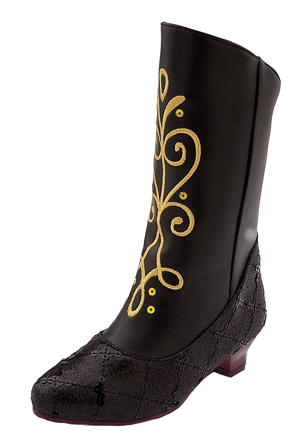 Disney Store Frozen Anna Boots for Girls Size 13 - 1