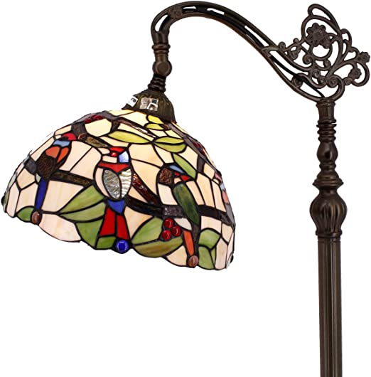 Floor Lamp Stained glass lamp Tiffany