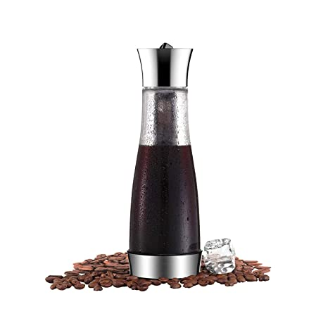 Amazon.com | Coffee Maker Pot Mocha Cold Brew Cafetera ...