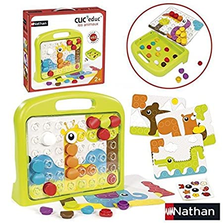 Nathan - 31601 - Animaux - Multicolore Diset