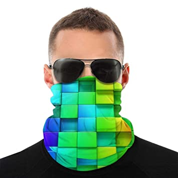 Highly Suspect Highly Elastic Warm Microfiber Neck Thermal Mask Scarf Unisex Windproof Suitable For Winter