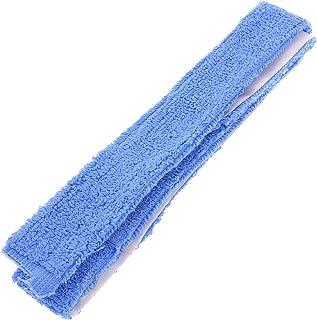 Auto-adhésifs-Bleu-Raquette de Badminton-Grip de Tennis - 75 cm x 29,5 cm Como