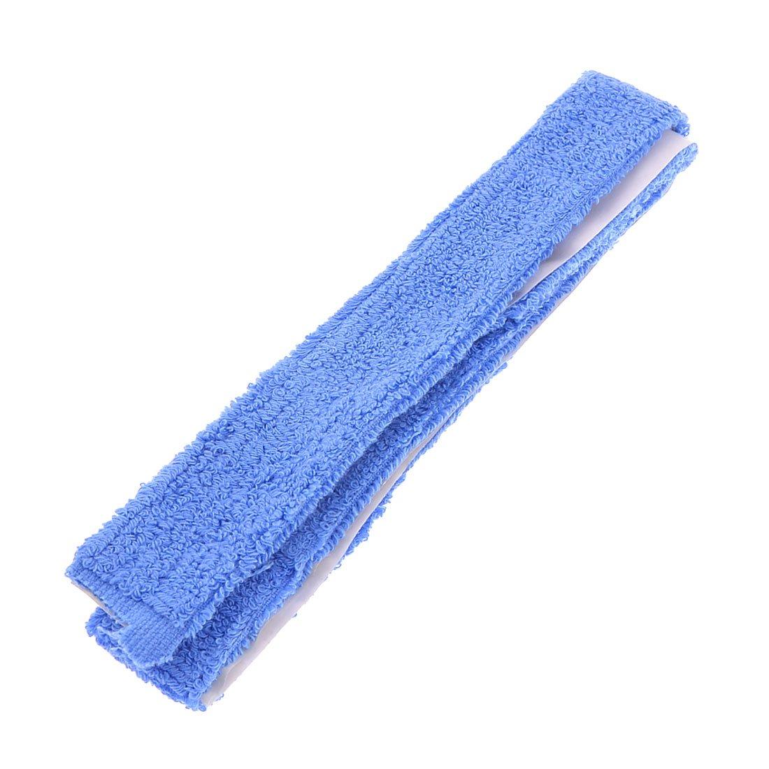 Azul Autoadhesivo Tenis Raqueta De Bádminton Grip De Toalla 75cm 74.9cm