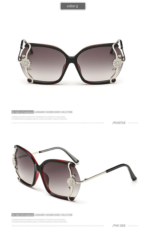 Kennifer Klassische Frauen Sonnenbrille Sport Fahren Einkaufen Damen ...