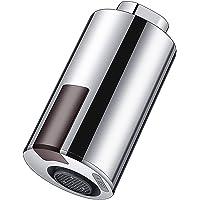 LTXDJ Intelligente kraan, contactloze adapter met bewegingssensor, waterbesparende sensorkraan voor badkamer, keuken…