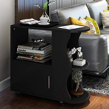 YZ Mesa - Lapdesks - Sofá de madera para café, estante para ...