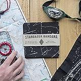Stargazer Bandana with Constellation Map