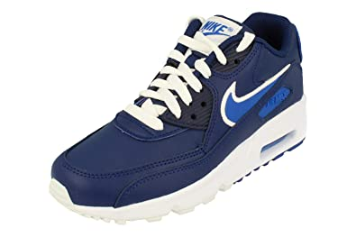8409ba1af1 Nike Air Max 90 LTR GS Running Trainers 833412 Sneakers Shoes (UK 4 US 4.5