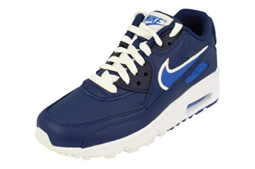 Nike Unisex Kids' Air Max 90 2007 (PS) Trainers