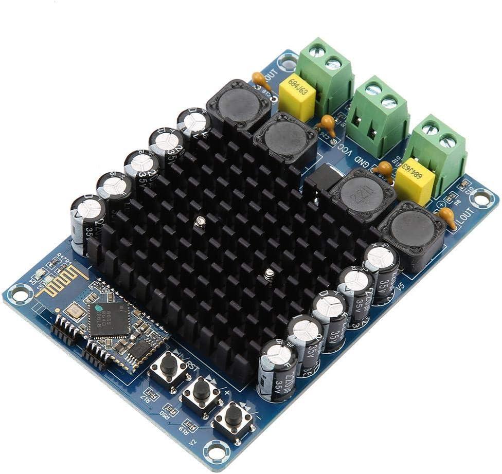 Tablero del Amplificador de Bluetooth DC12-24V 100W + 100W 4.1 TDA7498 Módulo de Amplificador de Potencia Digital
