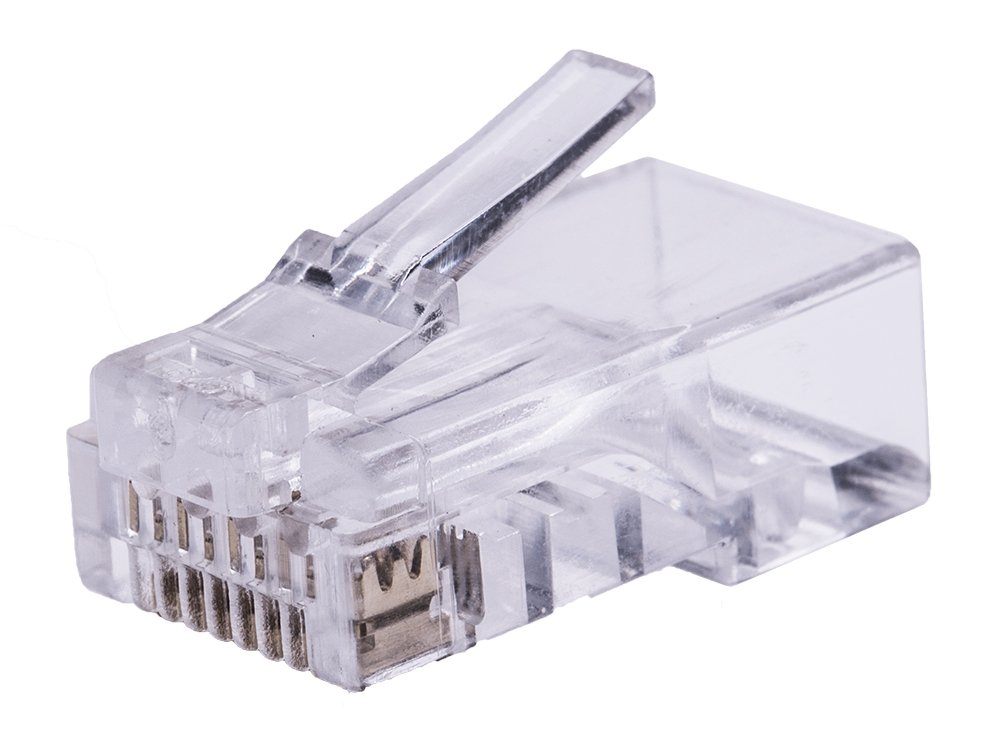 BrightNet epicLAN C6 100-pack Category 6 RJ45 Connector