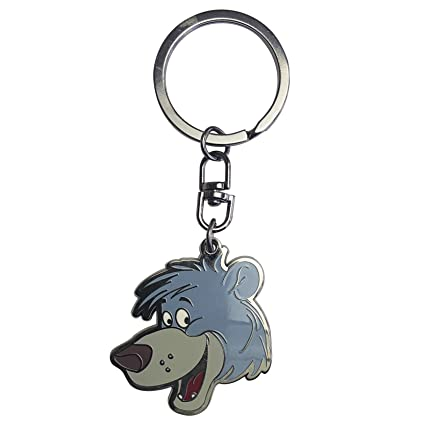 Amazon.com: ABYstyle - Disney - The Jungle Book - Keychain ...