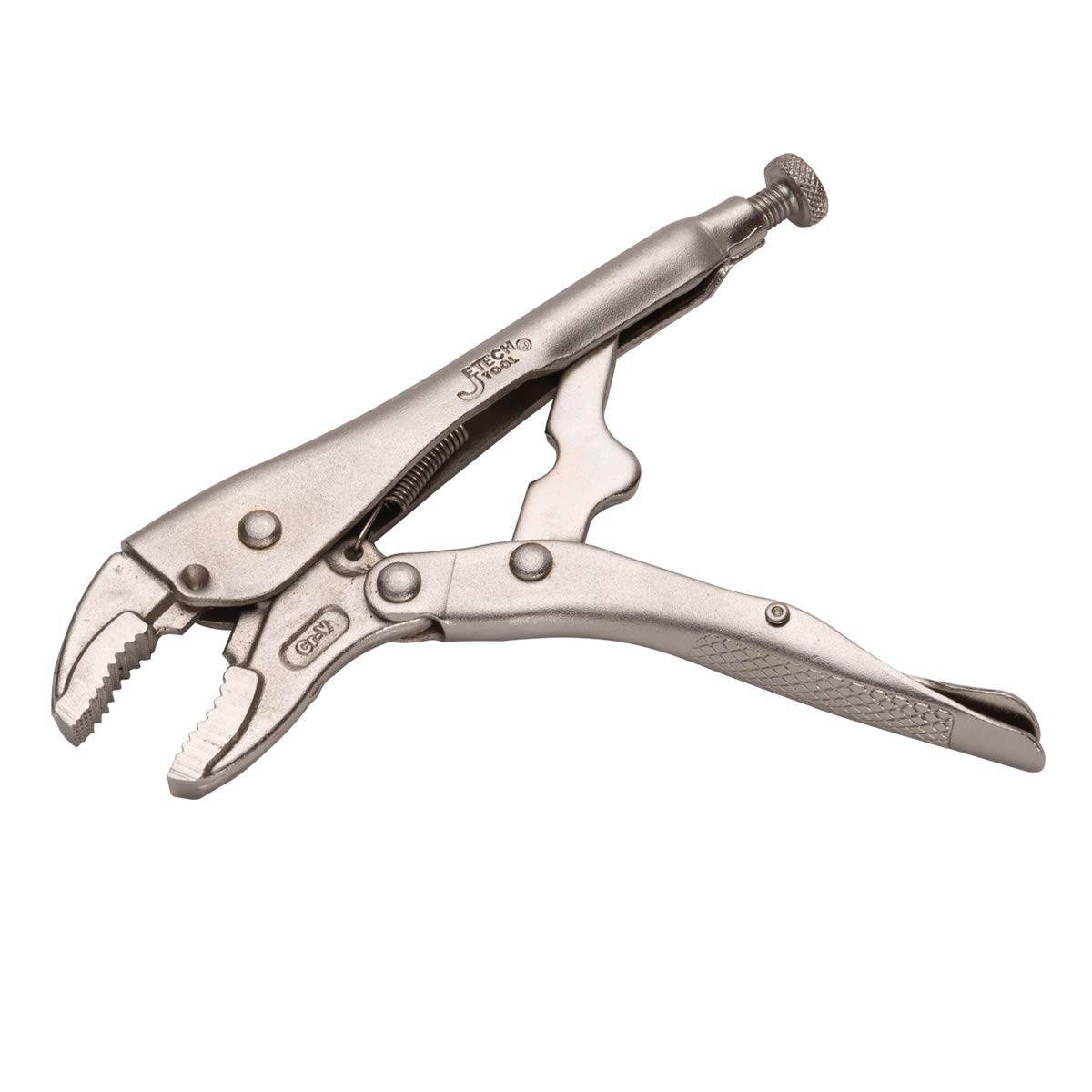 10 PCS Set Jetech 7 180mm Locking Plier with Curved jaws