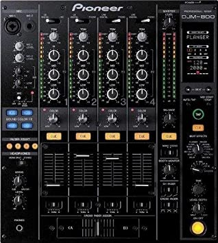 pioneer djm 800 av receiver av receivers wired 24 bit 96khz 320 rh amazon co uk DJM 2000 with CDJ-2000 DJM- 600