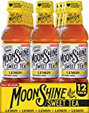 Moonshine Sweet Tea, Real Brewed Black Tea, Lemon Review and Comparison