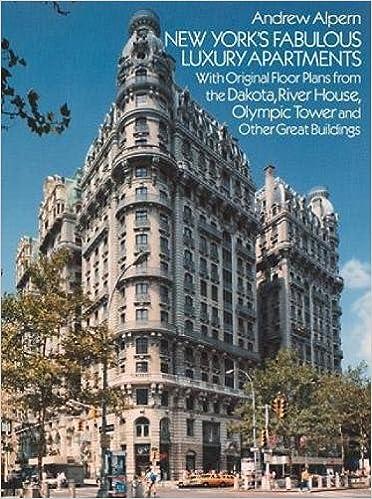 New York\'s Fabulous Luxury Apartments: With Original Floor ...