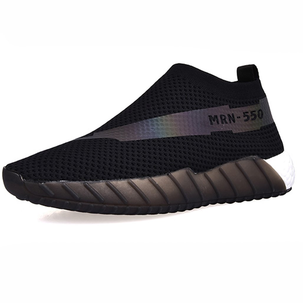 GoldGOD Herrenschuhe Gezeiten Schuhe Schuhe Schuhe Wilde Freizeitschuhe Hohlen Mesh-Panel Schuhe Atmungsaktive Sportschuhe,schwarz,40 65c610