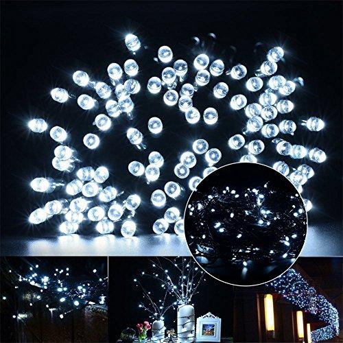 100M Solar Fairy Lights - 6
