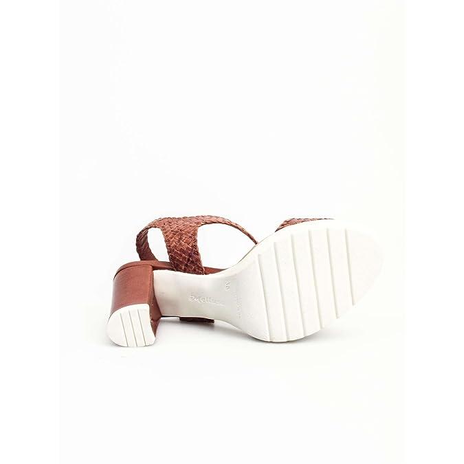S757 Sandale Frau Leather 39 Melluso mDwKPTj8z