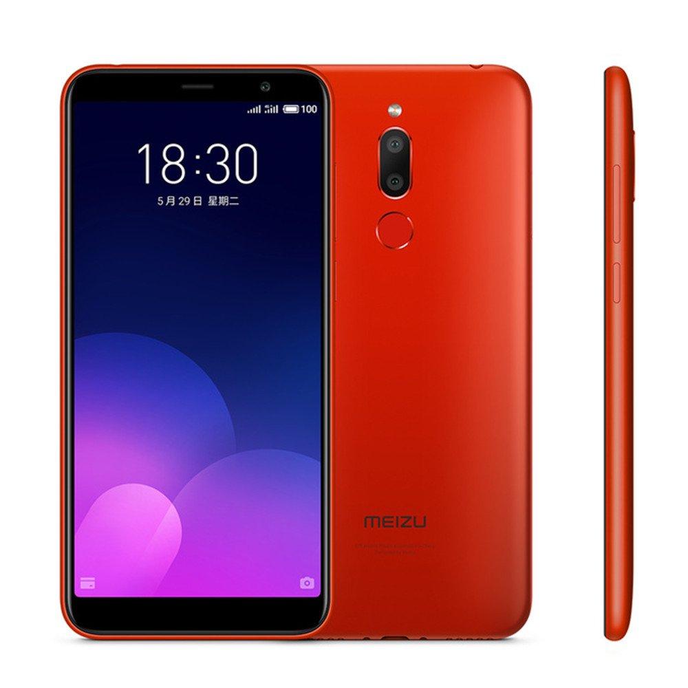 Amazon.com: Teléfono móvil móvil móvil Meizu M6T Meilan 6T 4 ...
