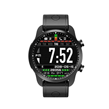 Hook.s 4G Dual Smart Watch, Universal Android 6.0 620mAh Relojes Inteligentes con 4G Dual Camera 1 + 16G Memory: Amazon.es: Electrónica