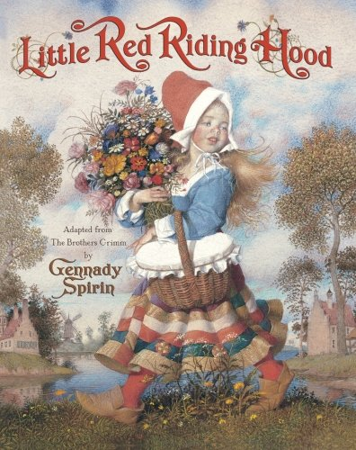 Red Riding Hood Illustrations - 2