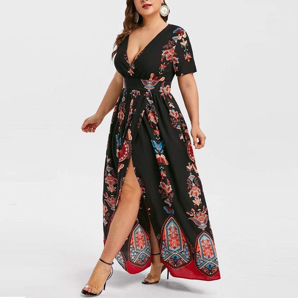 Dress Women's Casual Dresses Plus Size