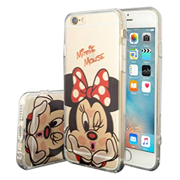 coque iphone 6 minnie mouse