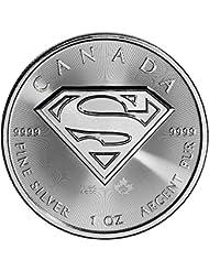 2016 CA Canada Silver Superman (1 oz) $5 Brilliant Uncirculated Royal Canadian Mint
