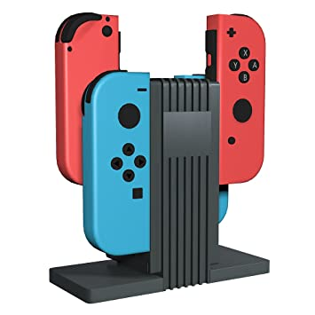 Versiontech Cargador Para Mando Nintendo Switch Joy-Con ...