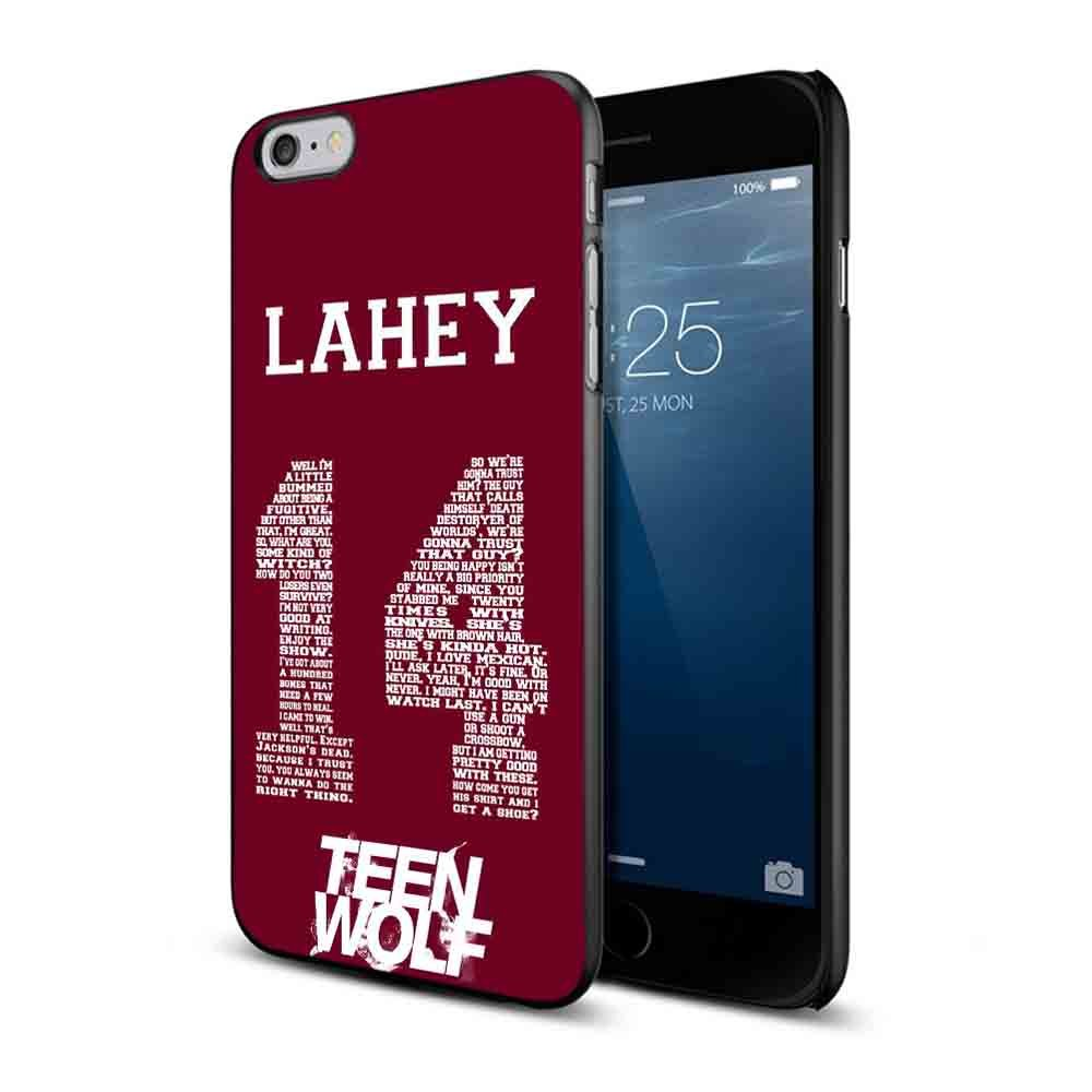 Teen Wolf red galaxy iphone case
